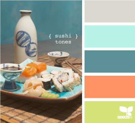 sushi tones~  *I think this is the one!*