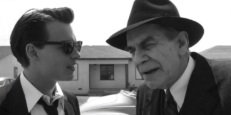 Ed Wood, un film de Tim Burton : Critique