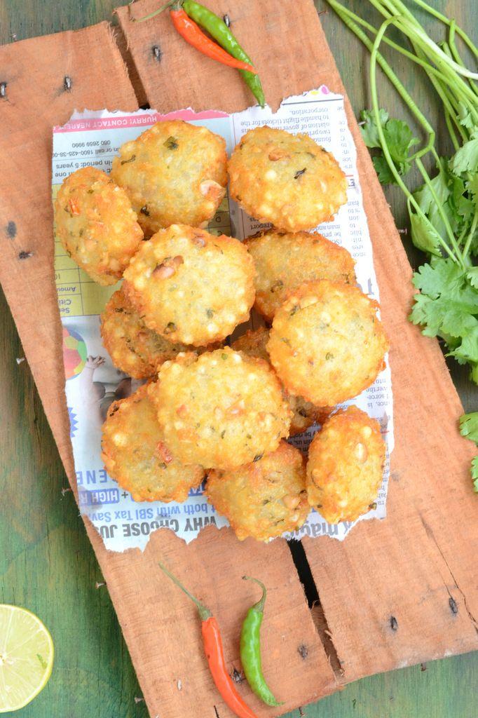 Sabudana Vada #recipe #Food #Snack #Appetizer #Indian