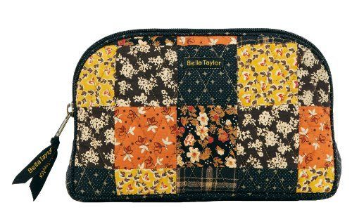Townsend Quilted Cotton Make Up Pouch Victorian Heart Co., Inc.. $15.95