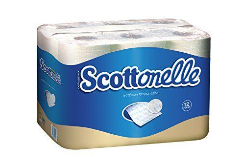 From 12.44:Scottonelle  12 Igienica - Toilet Paper
