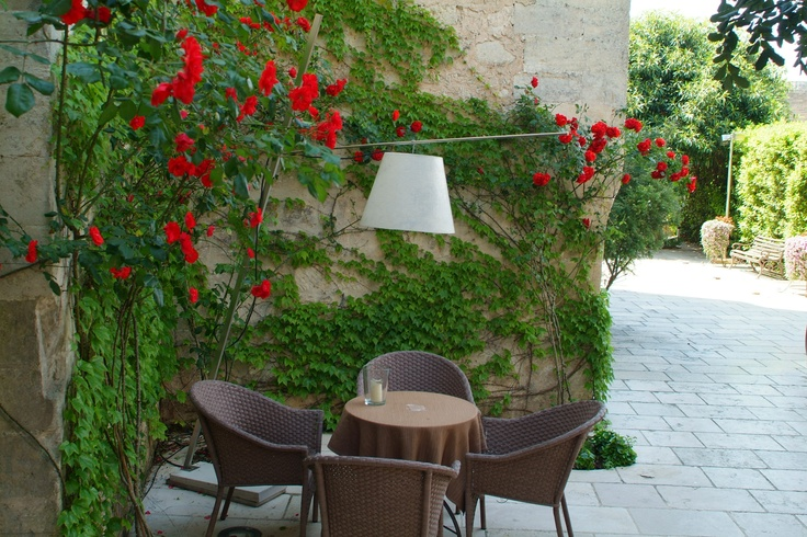 Relax and Roses at Torre del Parco, Lecce, Italy
