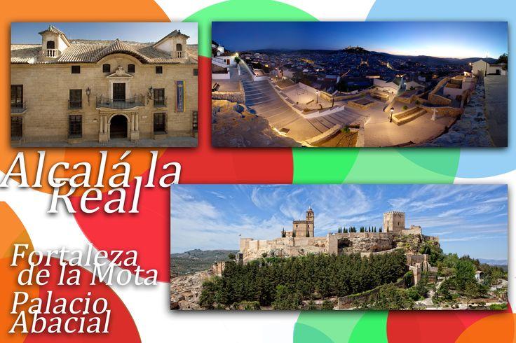 Visita a la Fortaleza de la Mota (Alcalá la Real) http://tuhistoria.org/index.php/mod.experiencias/mem.detalle/id.47/chk.7b22da2a7cea574b81540be8609ba224