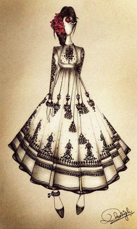 Indian Dress Designing Games