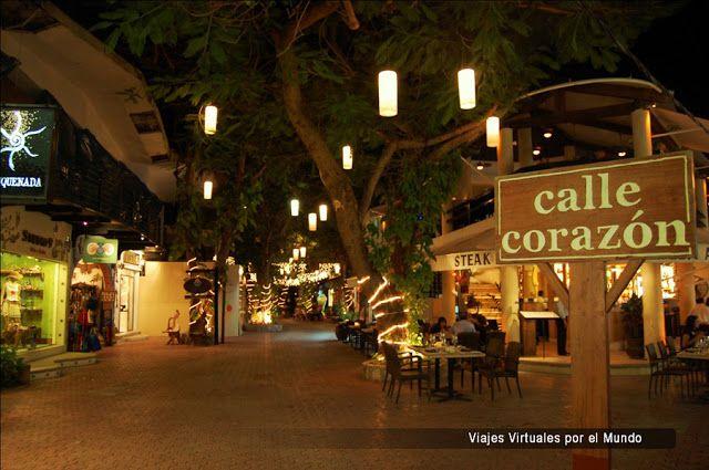 Viajes Virtuales por el Mundo: Playa del Carmen