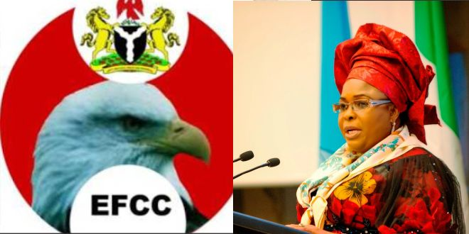 Wife of former President Goodluck Jonathan Patience Jonathan is claiming the Economic and Financial Crimes Commission sent assassins after her.  According to Mrs. Jonathan she had on two occasions been saved but urged the House of Representatives to quickly intervene before the EFCC would succeed in the alleged plot to eliminate her.  In a letter written by her lawyers Granville Abibo (SAN) & Co Mrs. Jonathan said  There have been assassination attempts at least twice between February and…