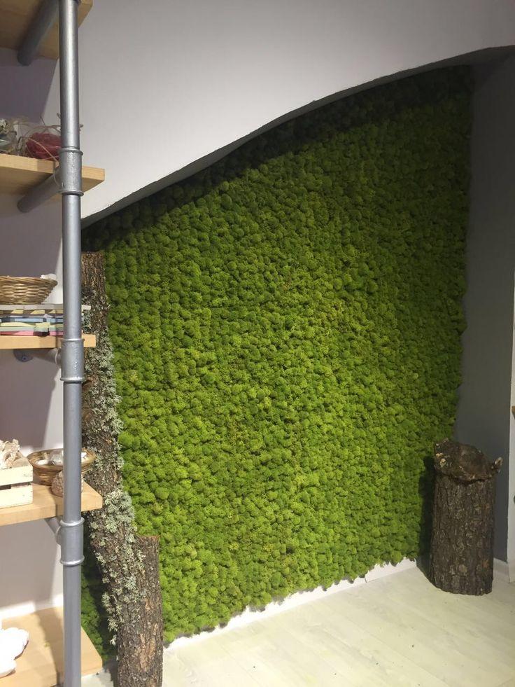 Dikey Bahçe Peyzaj Tasarım