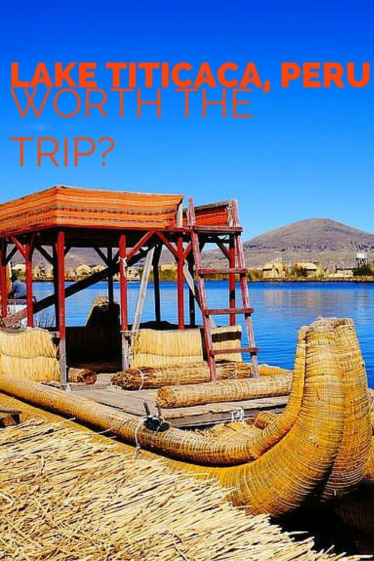 """Is Lake Titicaca, Peru Worth The Trip? Click the pin to read the post from <a href=""""http://www.flirtingwiththeglobe.com"""" target=""""_blank"""" rel=""""nofollow"""">www.flirtingwitht...</a> <a href=""""/search/?q=%23Puno"""" class=""""pintag searchlink"""" title=""""#Puno search Pinterest"""" rel=""""nofollow"""" data-query=""""%23Puno"""" data-type=""""hashtag"""">#Puno</a> <a href=""""/search/?q=%23Peru"""" class=""""pintag searchlink"""" title=""""#Peru search Pinterest"""" rel=""""nofollow"""" data-query=""""%23Peru"""" data-type=""""hashtag"""">#Peru</a> <a…"""