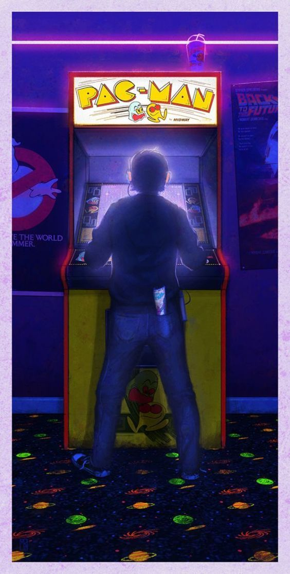 Thrilling Arcade Museums That Will Feed Your Stranger Things Cravings Arcade Games Arcade Retro Video Games