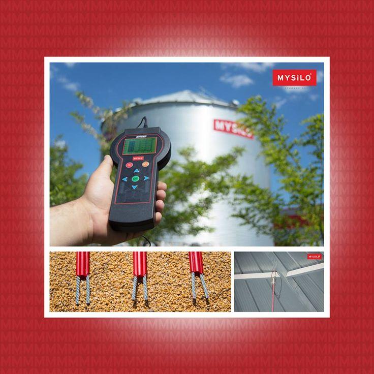 Analizar sus Temp® Mis productos de alta precisión del sistema de control de temperatura, resultados de informes claros y precisos para usted. Su salud es su mayor ayuda en el grano almacenado.