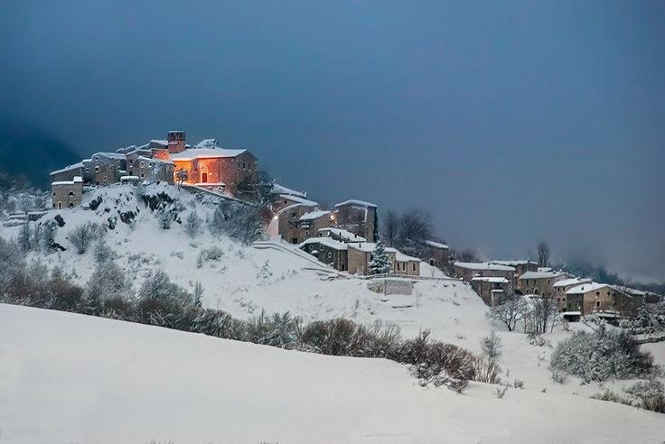 Roccacaramanico Abruzzo
