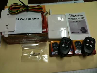 REMOTE KIT FOR BOSCH SOLUTION 16Plus &64 SECURITY ALARM