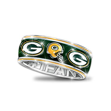 green bay packer ring