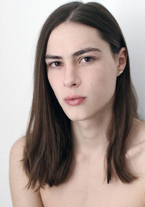 63 best images about Androgynous on Pinterest | Models ... Vadim Shatilov