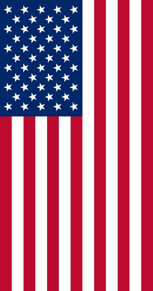 America, the Beautiful: Flag Day in the United States of America, June 14th, hanging a vertical flag properly, US flag codes and Betsy Ross flag of interest on pinterest.