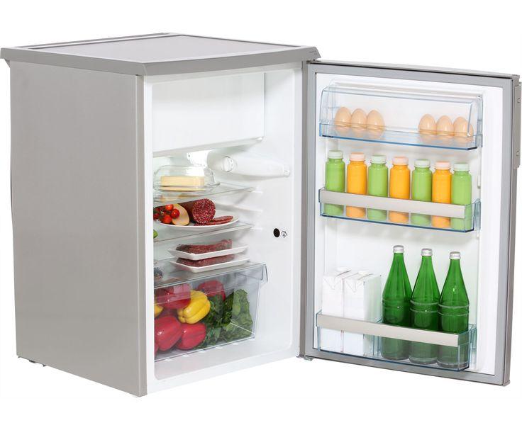 AEG ÖKO_LINE S71440TSX0 Kühlschrank mit Gefrierfach - Edelstahl / Silber, A++