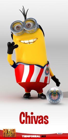 ARRIBA LAS CHIVAS!!!!!!!!