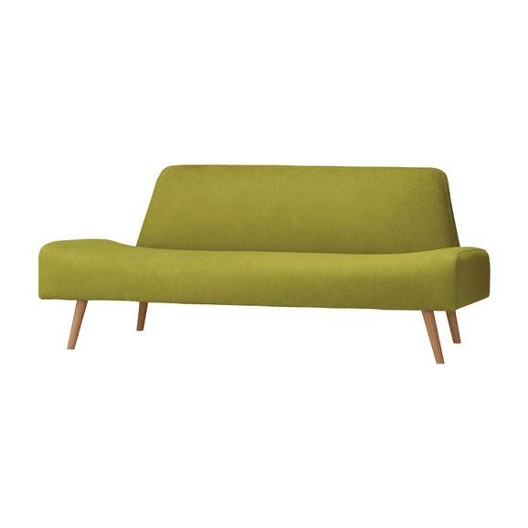 AO SOFA (2) Green: ソファ デザイン家具 インテリア雑貨 - IDEE SHOP Online