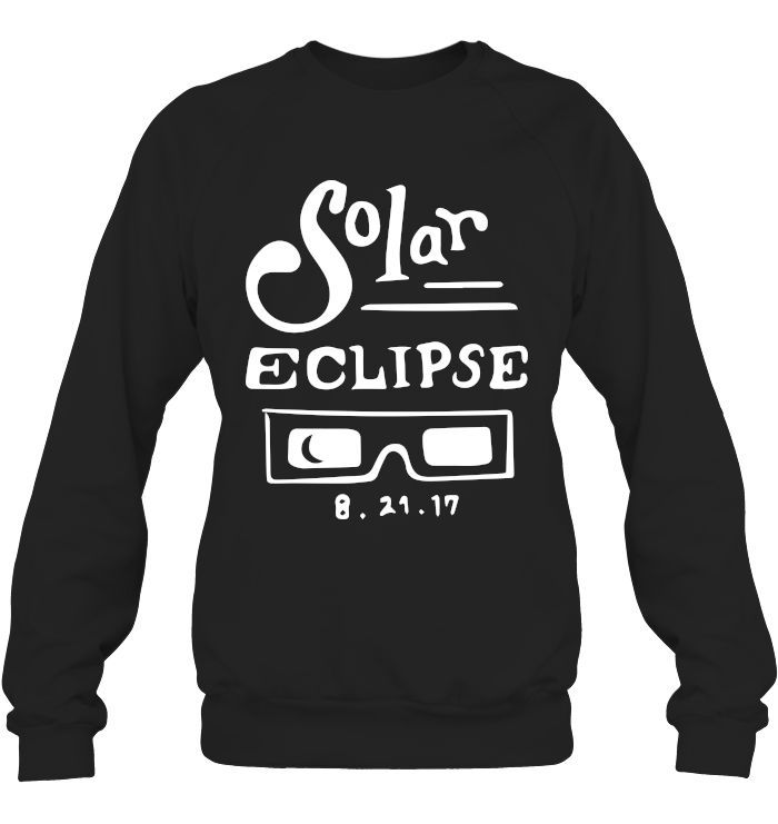 Glasses Solar Eclipse 2017 T-shirt