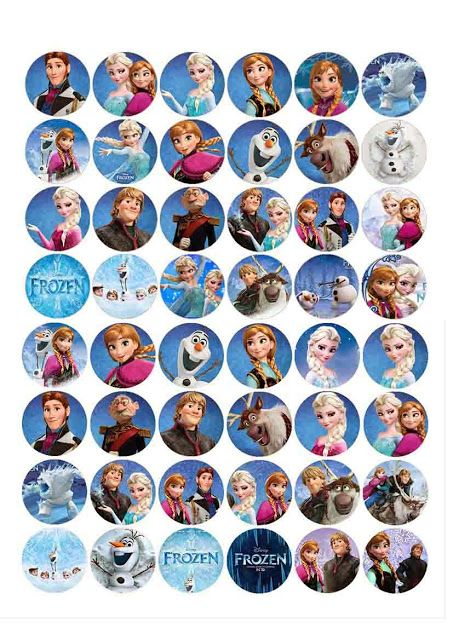 Disney Frozen - eleafrost - Álbumes web de Picasa