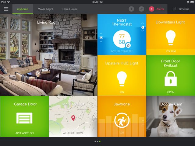 The First Decent Home Automation System Is A DVR Built From Virtual Lego | Co.Design | business + design