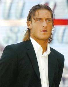 Francesco Totti #Captain #Legend #ASRoma #SerieA #Calcio #Totti #10