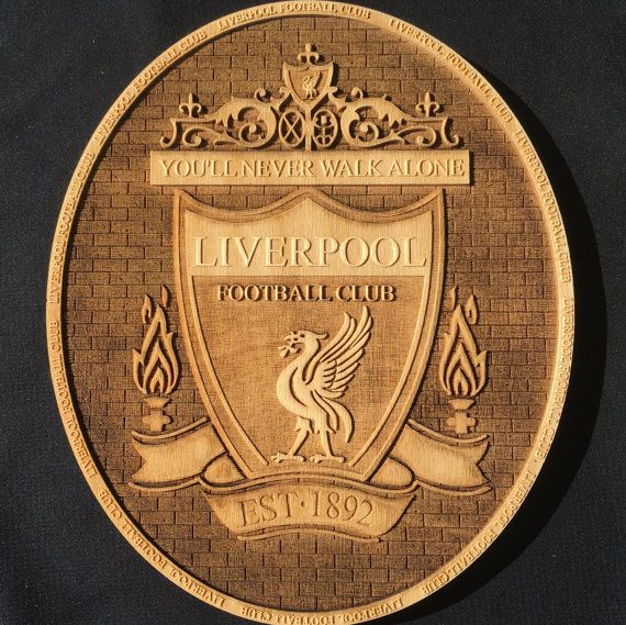3D Deep Laser Etch on 1.3cm (1/2 inch) thick Premium Baltic Birch Approximate size 22cm (8.5 inches) x 19cm (7.5 inches). Special Edition 125 year plaque available upon request. When ordering, please specify special edition. Many other soccer/football teams are available at no extra cost. Shipping Costs are estimates only, based on 6 - 10 business days delivery.