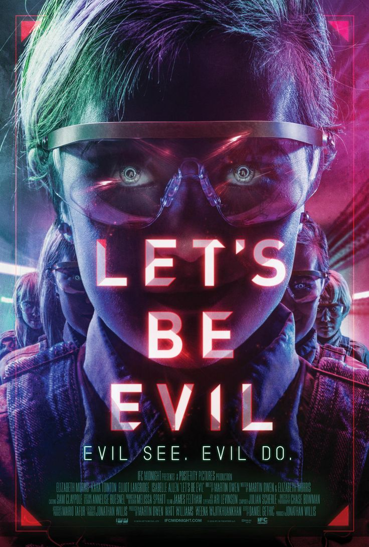 By HellHorror.com Let's Be Evil - Upcoming Thriller Movie: Martin Owen's Let's Be Evil (2016) is a new thriller movie… #Movie #Thriller