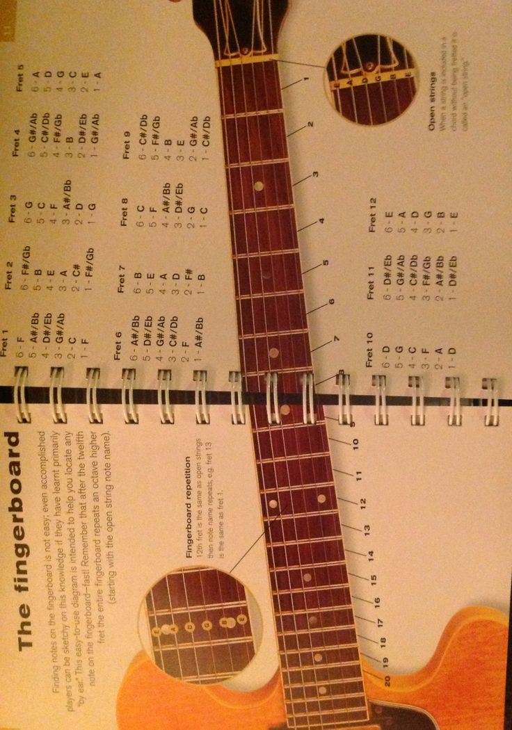 13 best images about guitar neck notes on pinterest short term memory drop d tuning and teaching. Black Bedroom Furniture Sets. Home Design Ideas