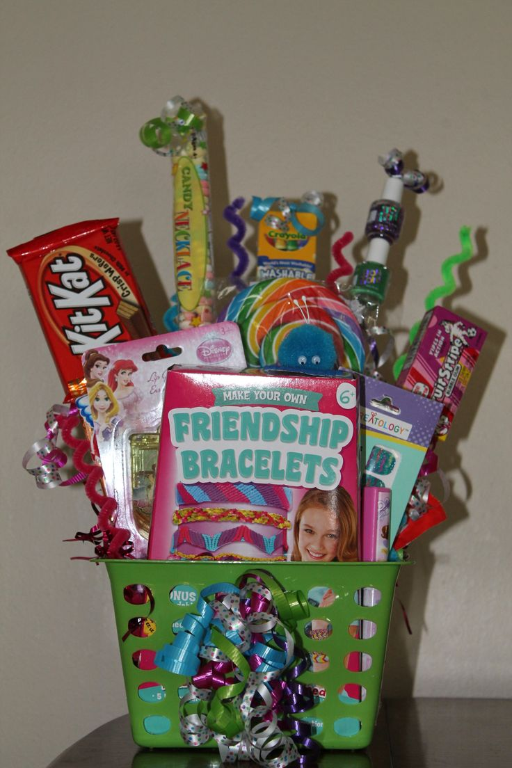 Gifts for teen girls candy