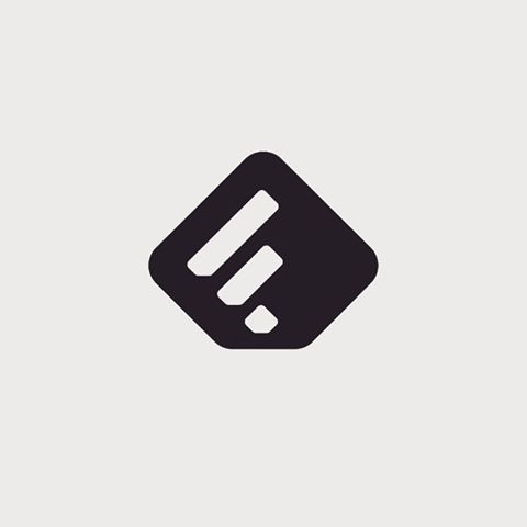 Feedly.com #Monomark #logo #graphicdesign #letters #initials #typography #rss #app #ios #news #icons #icondesign #feedly   View all Monomarks via monomarks.co   Designed by TheLogoSmith.co @thelogosmith