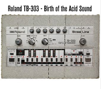 The Roland 303: Andrew Rodriguez examines The Birth of the Acid Sound in this beautiful and informative app. Check it out on zinnApp.com