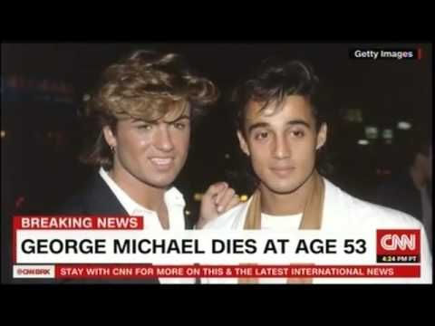 RIP! George Michael Dies on Last Christmas, Legendary WHAM Singer Dead at Age 53 - YouTube
