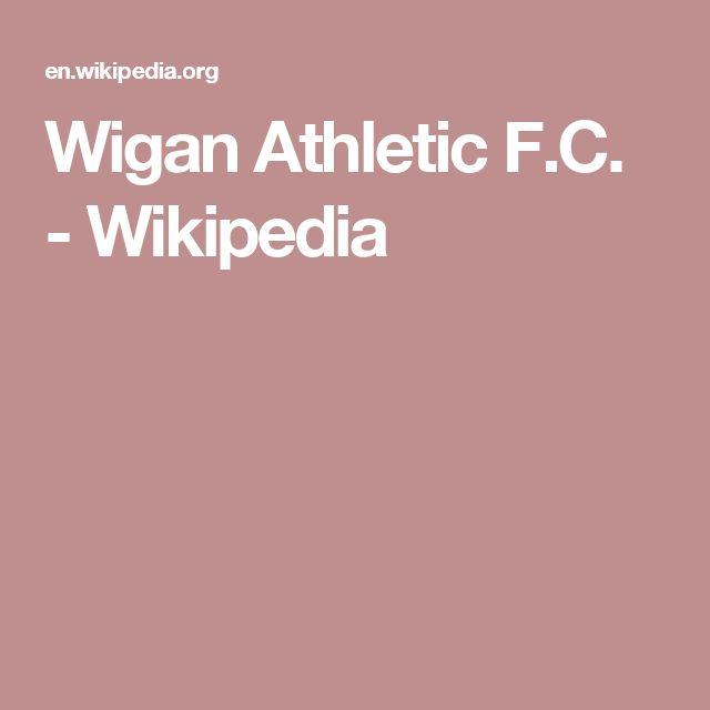 Wigan Athletic F.C. - Wikipedia