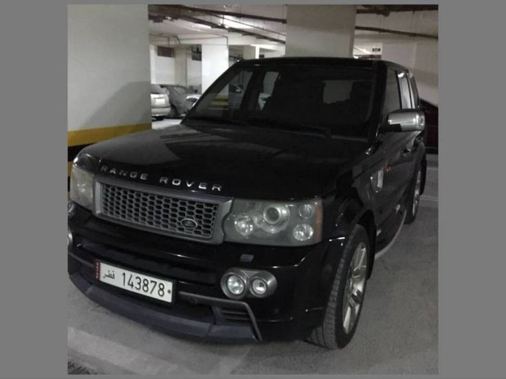 Land Rover Range Sport SuperCharged 2008 Used in SUV on Qatar Arabsclassifieds | Best free Classifieds Website for cars, jobs, Business, real estate, Furniture,
