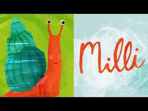 Milli - kleine Schnecke, große Welt: Tiefsinnige Bilderbuch App für kleine Kinder