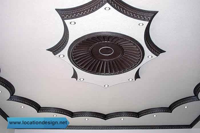 فورم جبس أسقف معلقة لوكشين ديزين نت Ceiling Design Bedroom Ceiling Design
