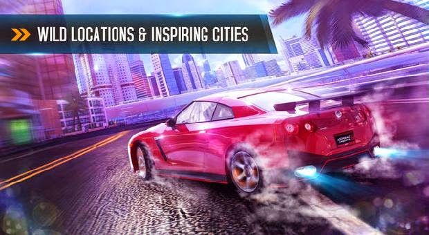 Asphalt 8 Android Game is a racing game developed by Gameloft.Perform dynamic, high-speed aerial stunts in associate intense driving expertise supercharged by a new physics engine!Hit the ramps and take the race above the track.Receive a real pleasure from high-speed tricks and intense mad races. http://www.androidtopgames.com/2015/01/asphalt-8-android-game-apk-data-download.html #Technology #geek #gadgets #gaming #games