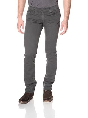 James Jeans Men's Travis Straight Leg Twill Pants