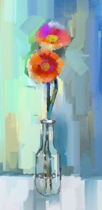 Beautiful Flower Vase from $47.99 | www.wallartprints.com.au #StillLifePhotography