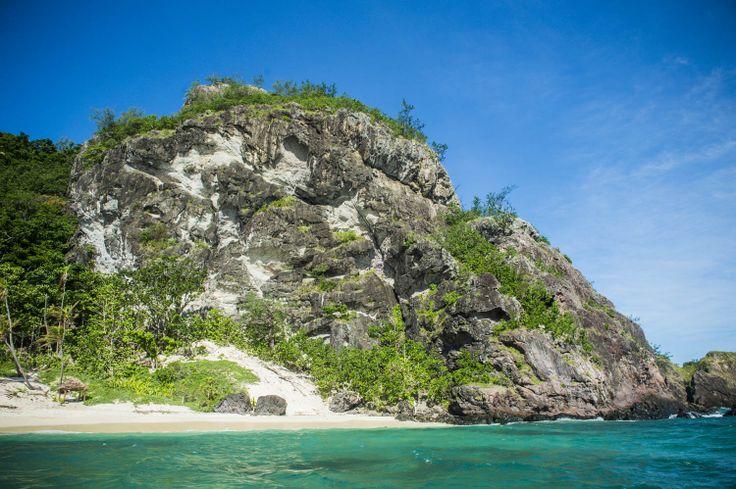 Beautiful shot from the water! #tokorikiislandresort #ocean #fiji #island #resort
