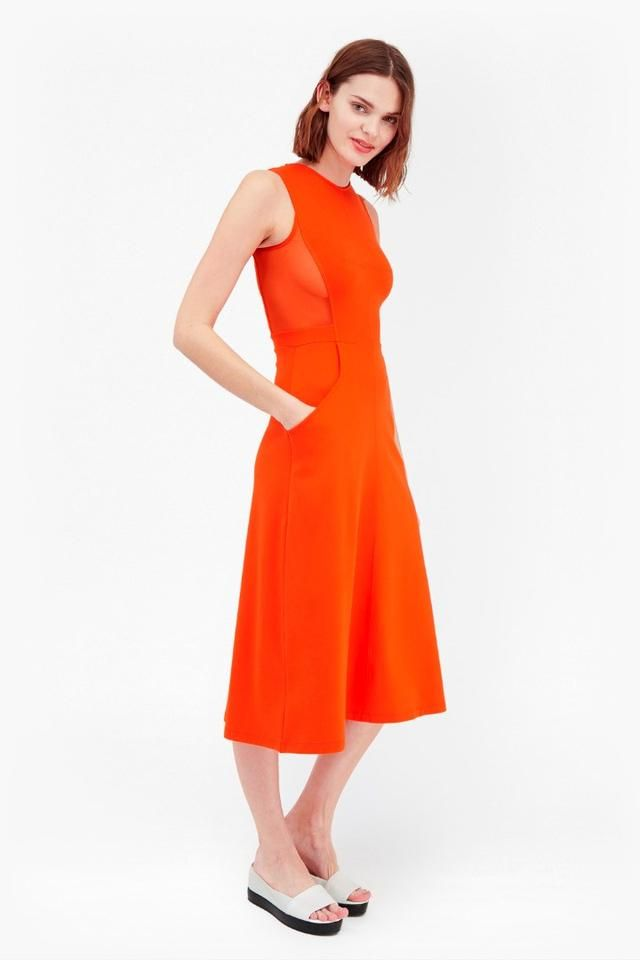 Beau Midi Dress by French Connection