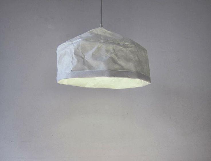 Ta.Ta. Unconventional Design For Kids: PAPELA lamp - lampada di carta