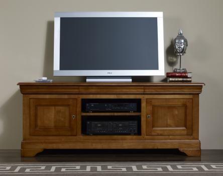 25 best ideas about meuble en merisier on pinterest for Meuble tv merisier