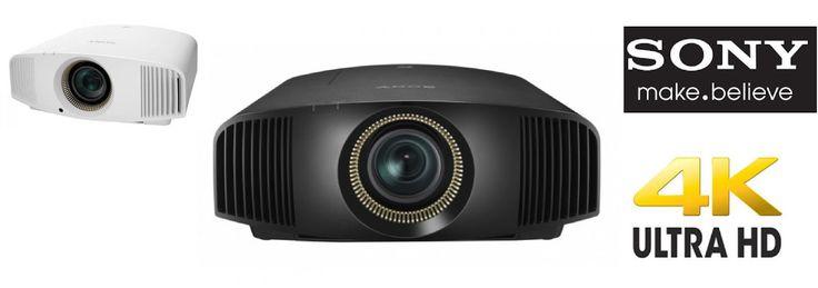 Video proiettore Sony VPL-VW 520 ES Black/White/Bianco/Nero | eBay