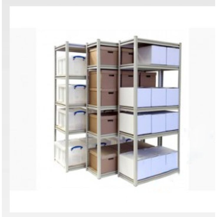 Rivet Rack Boltless Shelving  http://www.njracking.com/shelving/rivet-shelving.html  Rivet Rack Boltless Shelving is a very economical shelving solution that is designed for simple assembly and to provide safe, economical storage for heavier hand loaded types materials.  This Boltless Shelving design not only provides and effective shelving solution but also provides an excellent work table/bench or desk.