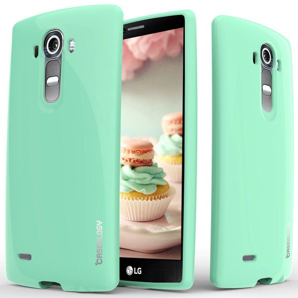 Caseology® LG G4 case [Daybreak Series] [Turquoise Mint]