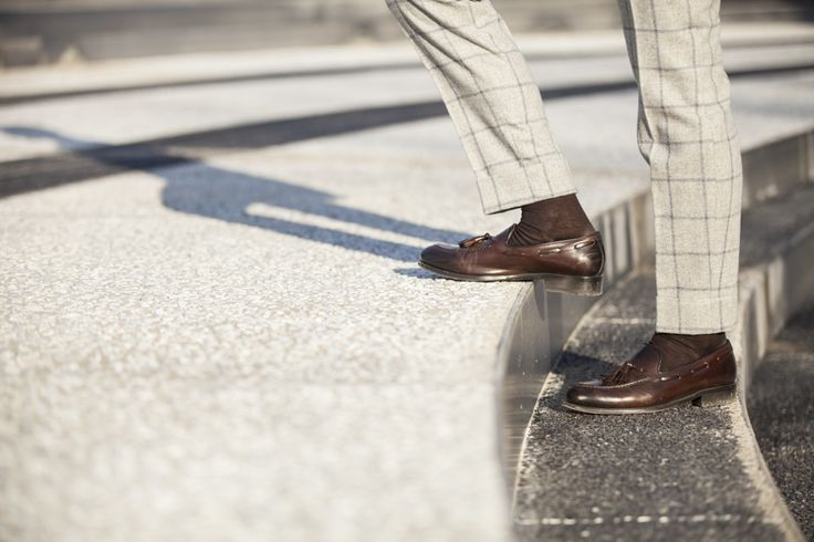 """Twelveth picture in Frank Gallucci's blog post """"First day at Pitti""""."""