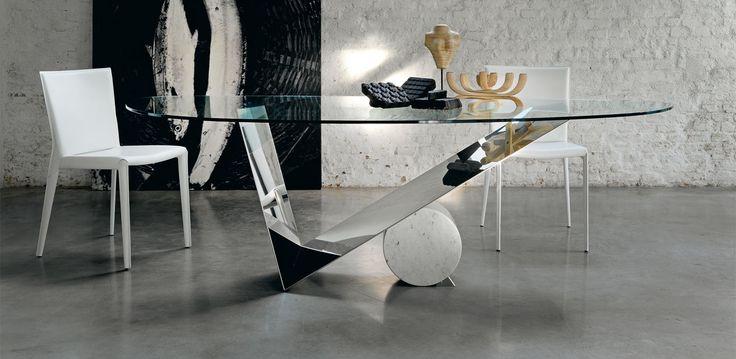 Cattelan Italia Valentinox table by Emanuele Zenere