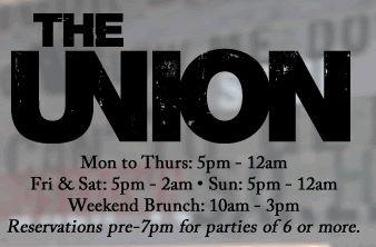 The Union : : 219 Union Street, Vancouver : : 604-568-3230